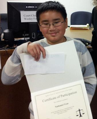 Nathaniel, 10 - Instructor, Daihieu Tran 6-5-2012